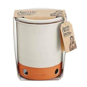 Jamie Oliver Terracotta Uienpot Organizen & bewaren Bruin