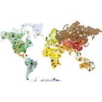 Janod Magnetische Wereld Muursticker Baby & kinderkamer Multicolor