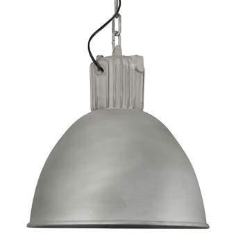 KS Verlichting Aviator Industrie Hanglamp Buitenverlichting Grijs Aluminium