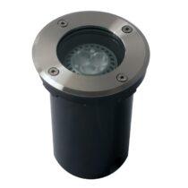 KS Verlichting Inbouw Grondspot Buitenverlichting Zwart Aluminium