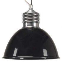 KS Verlichting Loft Industrie Kettinglamp Verlichting Zwart Aluminium