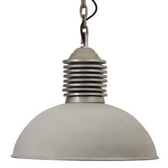 KS Verlichting Old Industrie Hanglamp Verlichting Grijs Aluminium