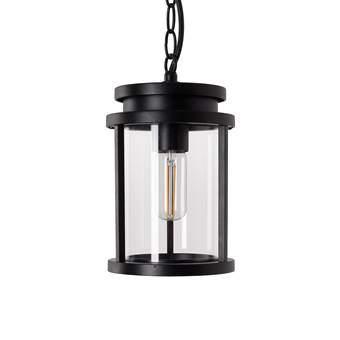KS Verlichting Sydney Hanglamp Buitenverlichting Zwart Aluminium