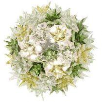 Kartell Bloom Plafondlamp Verlichting Groen Kunststof
