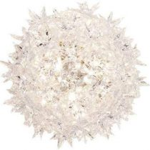 Kartell Bloom Plafondlamp Verlichting Transparant Kunststof