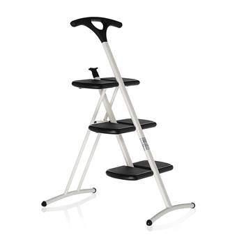Kartell Tiramisu Vouwladder Ladders & trappen Wit Kunststof