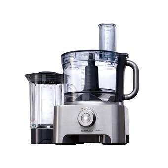 Kenwood FPM810 Multipro Sense Foodprocessor Keukenapparatuur Zilver Glas