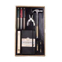 Kikkerland Handy Man Giftset L Gadgets Zwart Karton