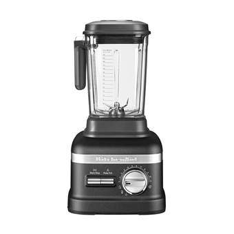 KitchenAid 5KSB8270EBK Artisan Power Plus Power blender  Keukenapparatuur Zwart Metaal