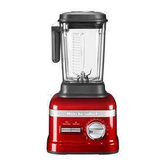KitchenAid 5KSB8270ECA Artisan Power Plus Power blender  Keukenapparatuur Rood Metaal