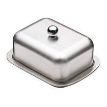 KitchenCraft Botervloot Tafelpresentatie Zilver RVS