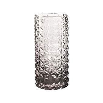 &Klevering 70 Vaas Woonaccessoires Grijs Glas
