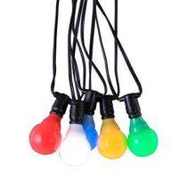 Konstsmide LED Koppelbaar Lichtsnoer Multicolor 10m Buitenverlichting Multicolor Kunststof