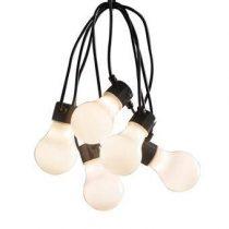 Konstsmide LED Partysnoer Opaal Helder 14.5m Tuindecoratie Transparant Kunststof
