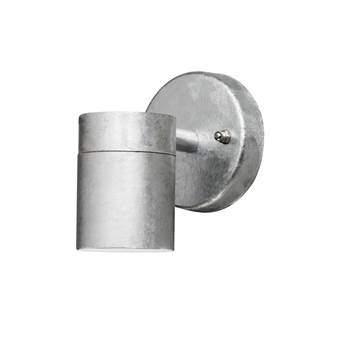 Konstsmide Modena Downspot Buitenverlichting Zilver Staal