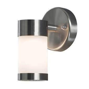 Konstsmide Modena Triade Downspot Buitenverlichting Grijs Glas