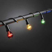 Konstsmide Prikkabel 9.5m Buitenverlichting Multicolor Kunststof