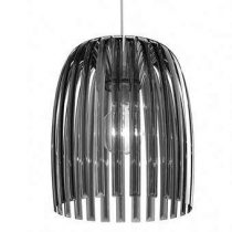 Koziol Josephine Hanglamp M Verlichting Grijs Kunststof