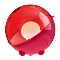 Koziol Orion Vloerlamp Verlichting Rood Kunststof