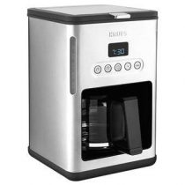 Krups KM442D Control Koffiezetapparaat Koffie Zilver