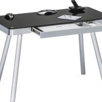 0.00 - Laptoptafel Urban - Zwart 120 cm - Kantoortafels