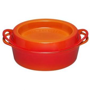 Le Creuset Doufeu® Braadpan Ø 32 cm Pannen Oranje