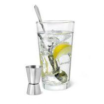 Leopold Vienna Gin Tonic Set 9-delig Glazen Transparant Glas
