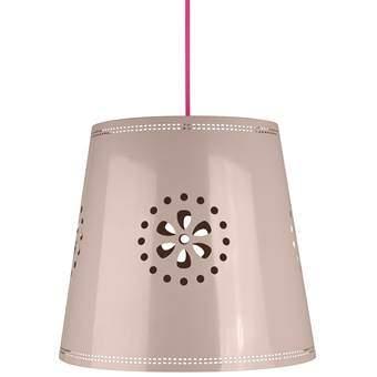 Lief! Hanglamp L Verlichting Beige Metaal