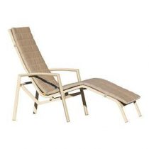 Life Outdoor Living Spring Relax stoel  Tuinmeubels Bruin