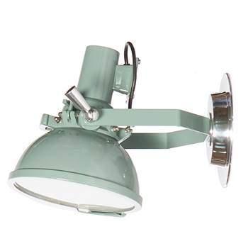 Look4Lamps Marina Wandlamp Verlichting Groen Aluminium