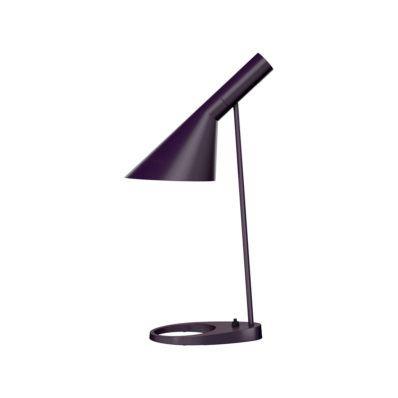 Louis Poulsen AJ Tafel tafellamp AubergineSlaapkamer