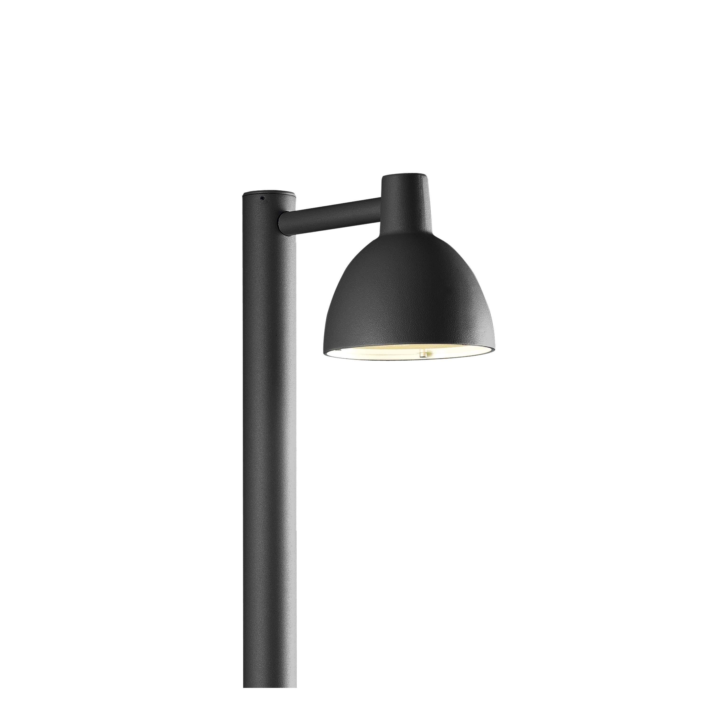 Louis Poulsen Toldbod 155 Bolder Outdoor vloerlamp ZwartTuin & Vrijetijd