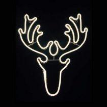 Luca Lighting Kabelverlichting Hertenkop Buitenverlichting Wit Metaal