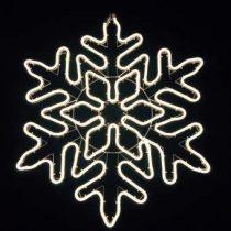 Luca Lighting Kabelverlichting Sneeuwvlok Buitenverlichting Wit Metaal