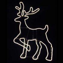 Luca Lighting Kabelverlichting Staand Hert Buitenverlichting Wit Metaal