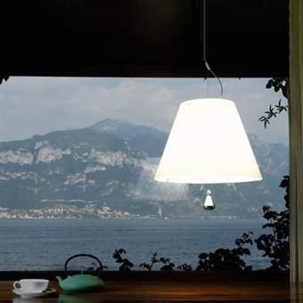 Luceplan Costanza LED Hanglamp Verlichting Wit