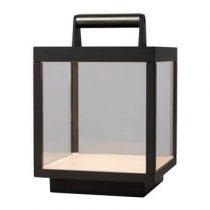 Lucide Clairette Tafellamp Buitenverlichting Zwart Aluminium