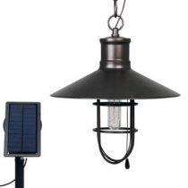 Luxform Solar Caledon Hanglamp Buitenverlichting Brons Metaal