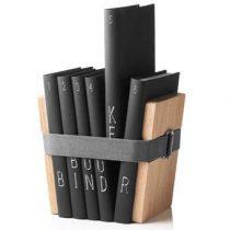 Menu Boekbinder Boekenstandaard L Woonaccessoires Bruin