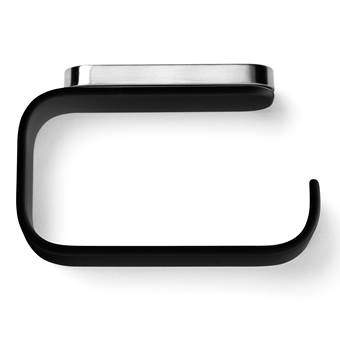 Menu Norm Toiletrolhouder Toiletaccessoires Zwart Aluminium