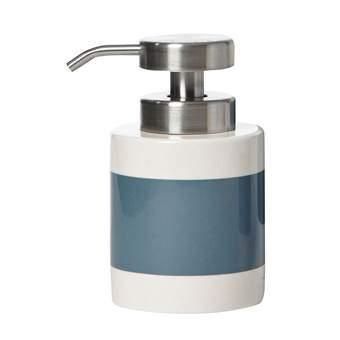 Mette Ditmer Colour Box Zeepdispenser Afwas & schoonmaken Blauw Keramiek