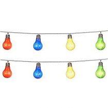 Mica Luca LED Partysnoer Multicolor Tuindecoratie Multicolor Kunststof