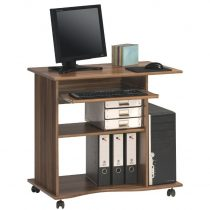 0.00 - Mini Bureau - Walnoot - Kantoortafels
