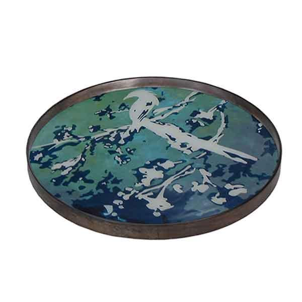 Notre Monde Birds 61 cm dienblad / tafel DienbladWoonkamer