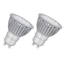 Osram LED Star Par16 7W GU10 - set van 2 Verlichting Grijs