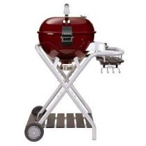 Outdoorchef Ambri 480 G Rood Barbecues Rood Staal