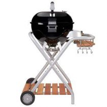Outdoorchef Ambri 480 G Barbecues Zwart Staal