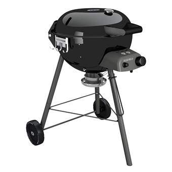 Outdoorchef Chelsea 480 G LH Barbecues Zwart Emaille