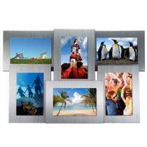 PT Fotolijst Collection 31 x 48 cm Woonaccessoires Grijs Aluminium