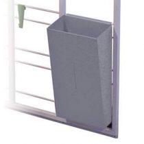 Paraplubak voor Toonladderkapstok Hal accessoires Zilver Metaal